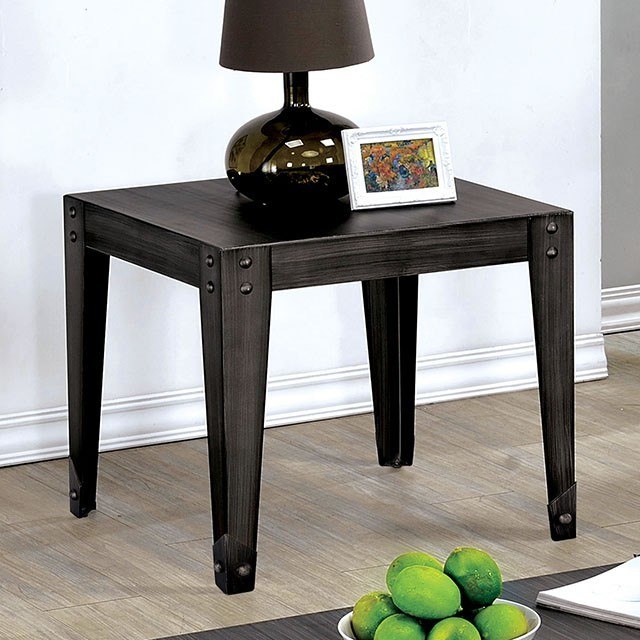 Cooper End Table End Tables Living Room - Cooper end table