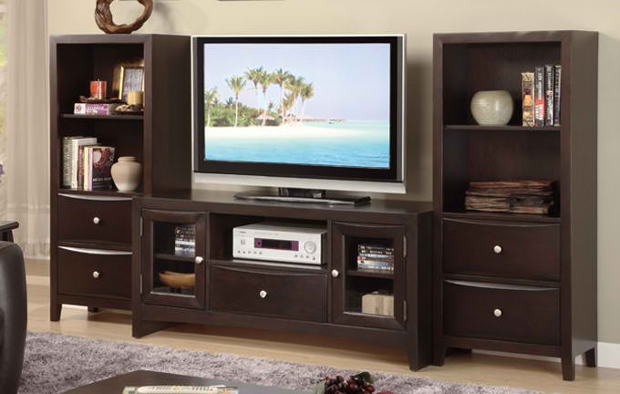 Phillip 3pc. Entertainment Unit