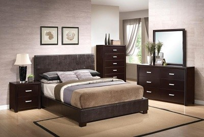 Andreas Bedroom Set