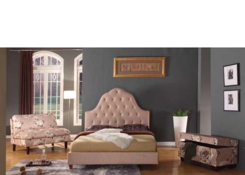 Tara Queen Platform Bed Beds Bedroom