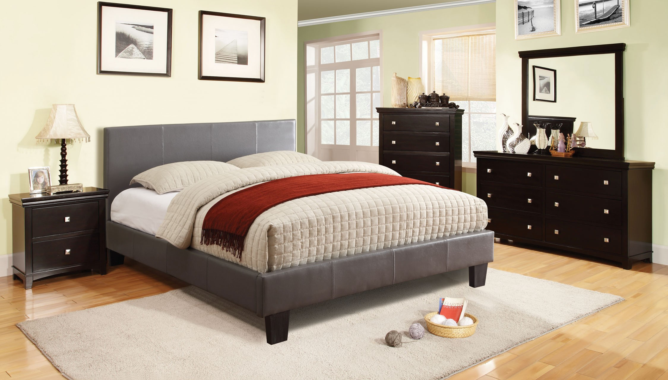 Winn Park Bedroom Set - Gray