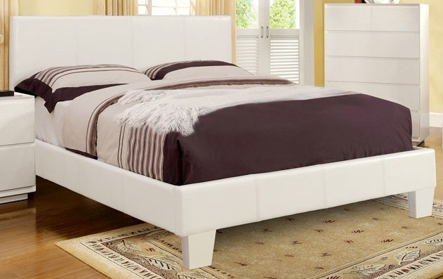 Winn Park Bed - White