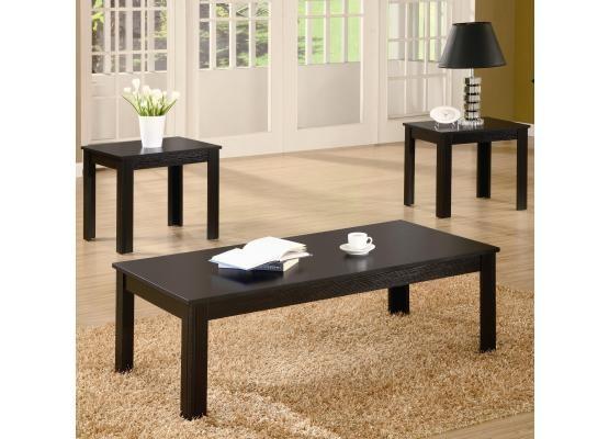 Juniper 3pc. Coffee Table Set