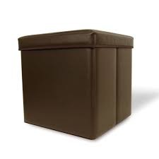 Conley Cube Storage Ottoman
