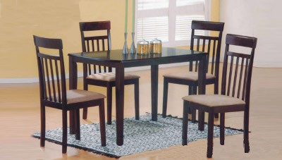 Gardena 5pc Dining Set