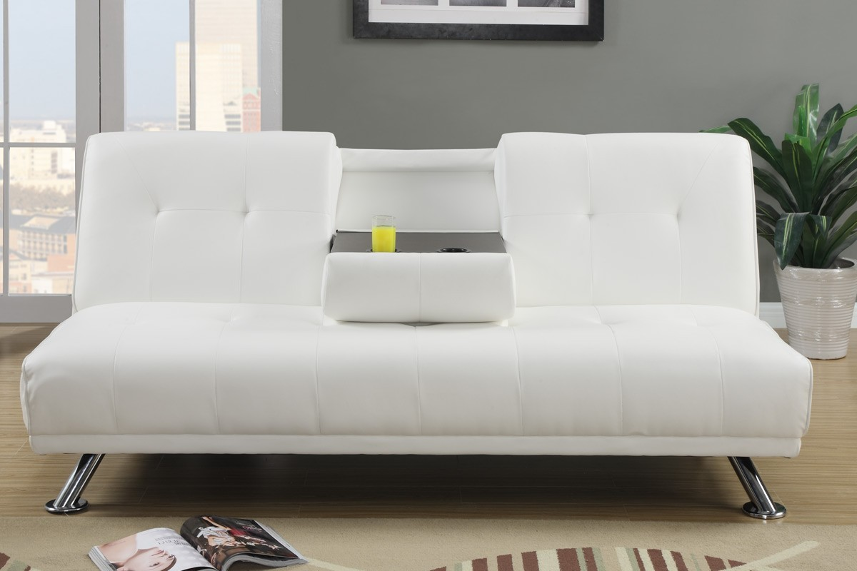 Webster Sofa bed with console