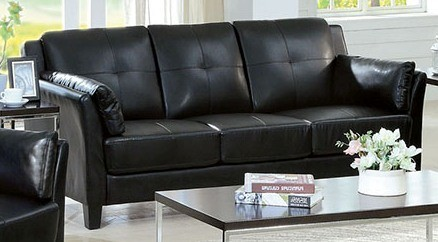 Riviera Sofa in black