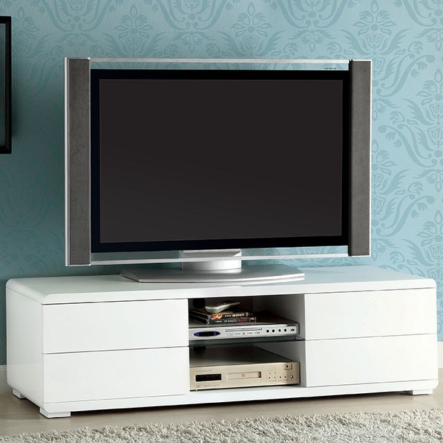 Maxim Tv Stand in white