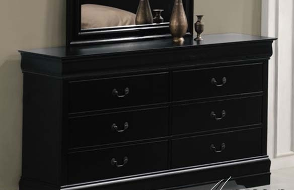 Louis Phillipe II Dresser