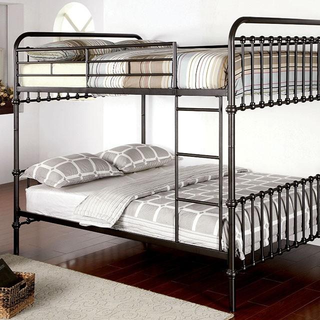 Oria Metal Bunk Bed