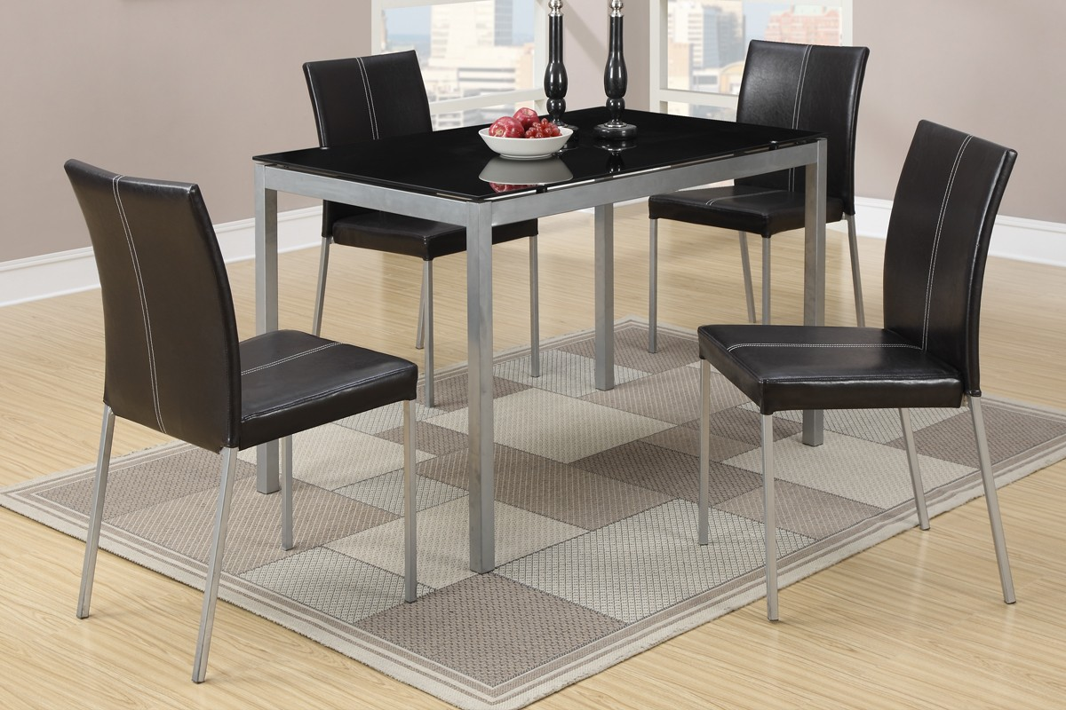 Zuo 5pc. Dining Set