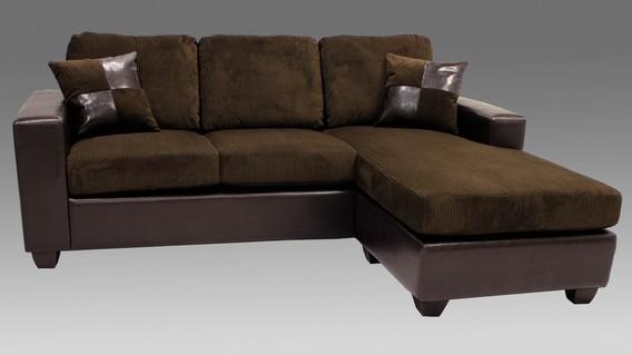 Aspen Sectional Reversible Living Room