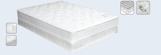 Sausalito Lavender Spinal Care Queen Mattress