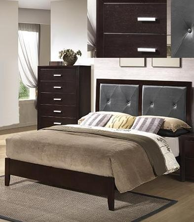 Monaco Queen  Bed Frame