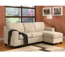 Milano Sectional beige-reversible