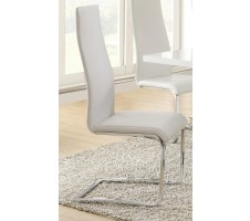 Nameth Modern Dining Chair, White