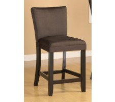 "Bloomfield 24"" Chocolate Stool"