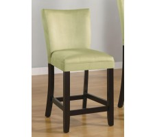 "Bloomfield 24"" Light Green Stool"
