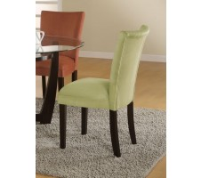 Bloomfield Light Green Parson Chair