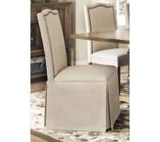 Parkins Parson Chair w/Skirt