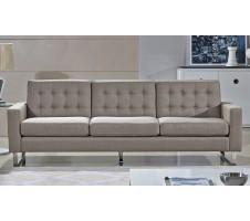 Clovis Linen Sofa