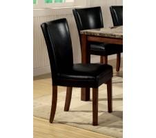 Soho Parson Chair Black