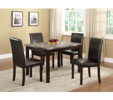 Sonata 5pc. Dining Set