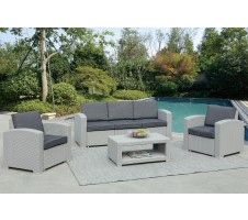 Laguna 4pc. Outdoor Seating Set