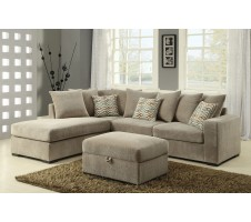 Orlando Reversible Sectional