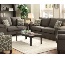 Crawford Sofa and Loveseat