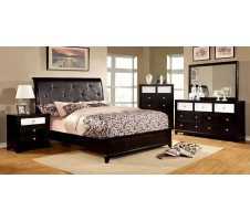 Bryent 4pc. Bedroom set in black