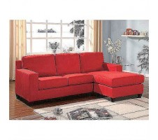 Remo Reversible Sectional Red