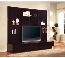Manhattan Wall Unit Entertainment Center