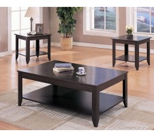 Agatha 3pc. Coffee Table Set