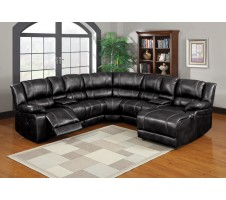 Tufton 4pc. Reclining Sectional