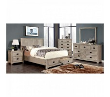 Palomar Bed frame with Drawers