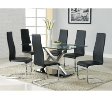 Nameth Modern Dining Set