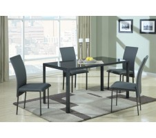 Kenneth Contemporary Dining Set