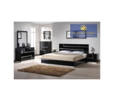 Barcelona 4pc. Queen Bedroom Set
