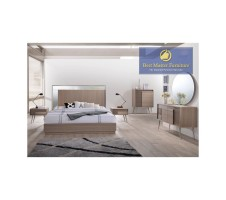 Brazil 4pc. Platform Bedroom set