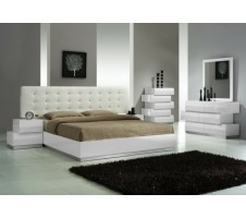 Spain 4pc. Queen bedroom Set