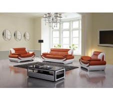 Davie 3pc. modern Sofa, Loveseat, Chair Set