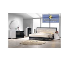 Berlin 5pc. Queen Bedroom SEt