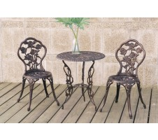 3pc. Outdoor Bistro Set