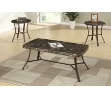 Metro 3pc. Coffee Table set