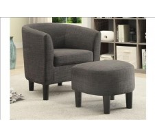 SALE! Cloud Chair and ottoman set