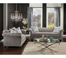 Antoinette 2pc. Sofa and Loveseat Set