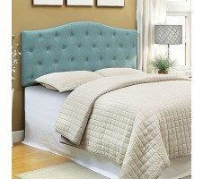 Topaz full/Queen Headboard & Metal Frame