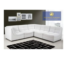 Paradise Cloud 5pc. Modular Sectional