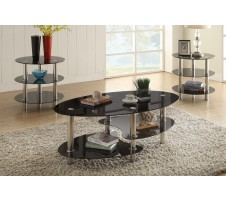 Marshall 3pc Coffee Table Set